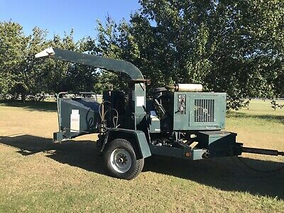Woodchuck W/C19 Chipper Commercial Disc Wood Brush Tree Forestry Chipper