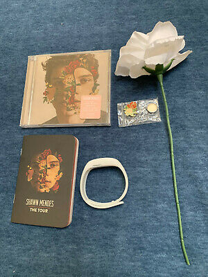 Shawn Mendes The Tour Passport Bundle With Official VIP Merchandise And CD