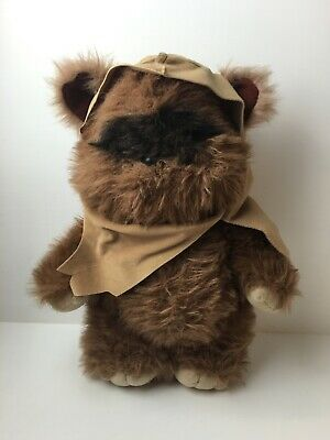 Kenner Vintage 1983 Star Wars Wicket The Ewok Plush Soft Toy 35 cm