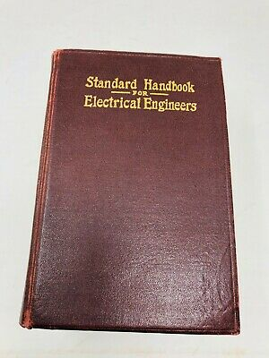 Standard Handbook For Electrical Engineers 6th Edition 1933