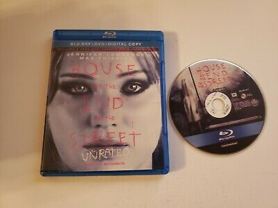 House at the End of the Street (Bluray, 2012) [BUY 2 GET 1]