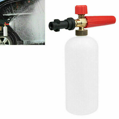 1L Snow Foam Gun Lance Cannon Soap Bottle for Car Pressure Washer Karcher K2-K4