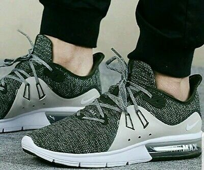 Nike Air Max Sequent 3 Mens Running Trainers Size UK 7 RRP £95 NEW in box