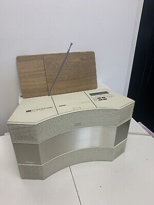 """Bose Acoustic Wave Music System CD-3000. """"please Read"""""""