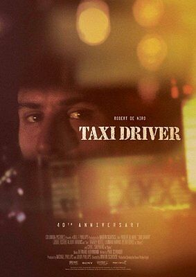 TAXI    DRIVER    film    poster.