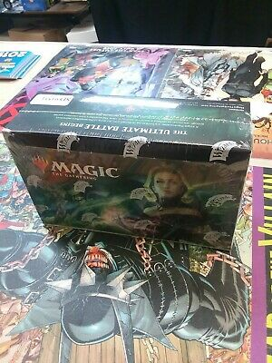 Wizards Of The Coast Magic The Gathering War Of The Spark Booster Box