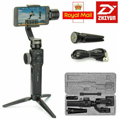 Zhiyun Smooth 4 3-Axis Handheld Gimbal Stabilizer for Smartphone iPhone 8 7 X +