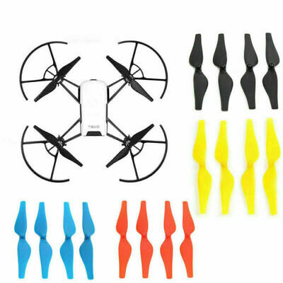 2Pairs Quick Release Propellers CCW//CW Props for RC DJI Tello Mini Drone Part #Y