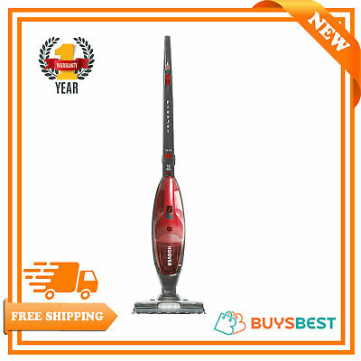 Hoover Freejet 2-in-1 Cordless Lightweight Stick Vacuum Cleaner - Red FM144GFJ