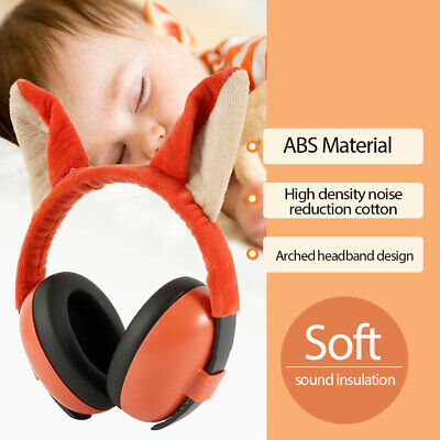 Kids Folding Ear Defenders Noise Reduction Protectors Muff Children Baby Child .
