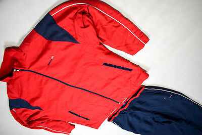 REEBOK TRAININGS SPORT Anzug Jogging Track Jump Suit Vintage