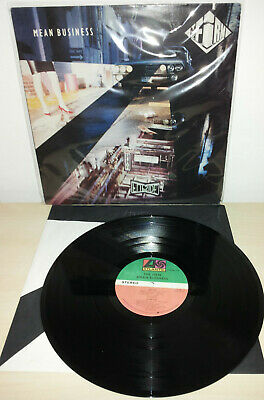 The Firm - Mean Business - 7 81628-Ie - Usa - 1 St - Lp