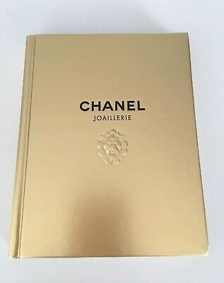 Livre Book Catalogue Chanel Chanel Joaillerie Collection De