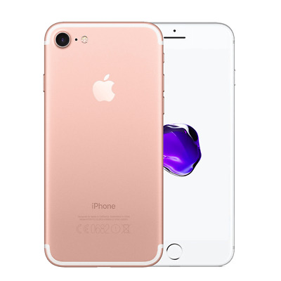 Apple iPhone 7 - 32GB - Rose Gold -  Factory Unlocked CDMA + GSM  - A1660