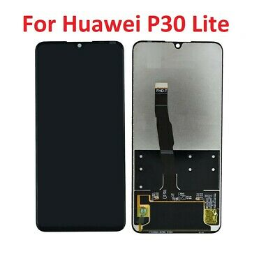 For Huawei P30 Lite LCD Display Screen Replacement Front Touch Glass Digitizer