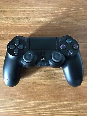 Genuine PS4 DualShock 4 Controller Black V2