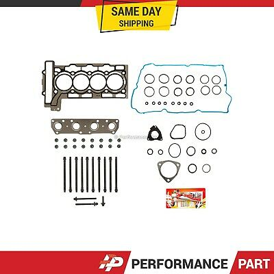 Head Gasket 1.20mm Thick Bolts Set for 2007-2010 Mini Cooper 1.6L DOHC L4 16V