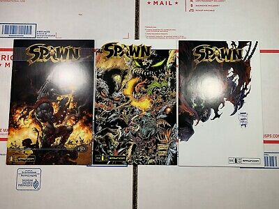 Spawn #150 (Image Comics) Cover A Greg Capullo variant cover #151A #151B LOT