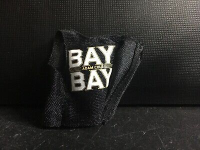 WWE Mattel Action Figure Accessory Adam Cole Bay Bay Elite Cloth T-Shirt loose