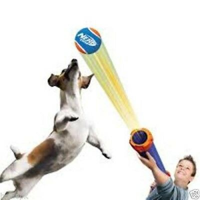Nerf Dog ToyLaunches Up To 75 Ft