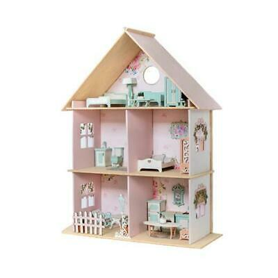 Stafil DIY Flat Pack Wooden Miniature Dollhouse Furniture