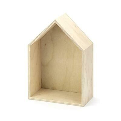 Stafil Bare Wood House Box Frame 16cm х 24cm 8603-03