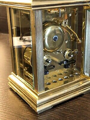 A Striking Carriage Clock