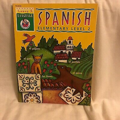 Learn A Language Spanish Elementary Level 2