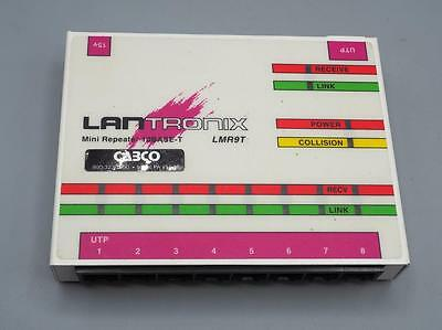 Lantronix LMR9T Mini Repeater 10Base-T