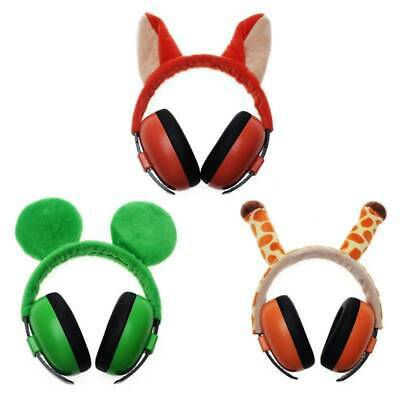Baby Toddlers Ear Protection Muff Anti-Noise Earmuffs Defenders Headphone New