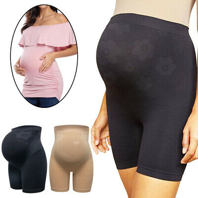 Women Maternity Shapewear Over Bump High Waist C-Section Support Pregnancy Panty