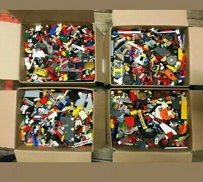 Genuine Lego 500g Gram Bundle Mixed Bricks Parts Pieces Accessories