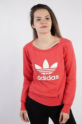 Vintage Adidas Tracksuits Top Shell Sportlife Style Sport Retro S Pink - SW2217