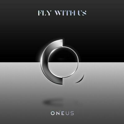 ONEUS - [ FLY WITH US ] 3rd Mini CD Booklet Photocard Poster Traking, Sealed