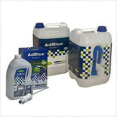 Greenchem AdBlue for All Vehicles Ad Blue 10L + 20L Pouring Spout + Free Postage
