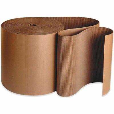 Corrugated Wrapping Paper Roll 300mm x 1