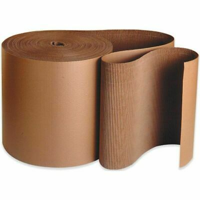 Corrugated Wrapping Paper Roll 450mm x 1