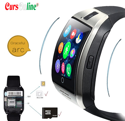 Orologio Smartwatch ARC Cellulare Telefono Bluetooth Ios Android iPhone Ora Data