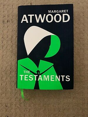 The Testaments by Margaret Atwood (Hardback), New Arrivals, Brand New