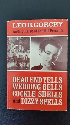 """Dead End Kids """"Dead End Yells"""" GENUINE1st edition!! To All Leo's Gals and Pals!!"""