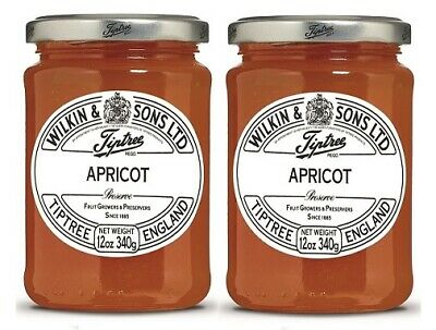 Wilkin & Sons Ltd. Tiptree Apricot Preserve 2 Pack