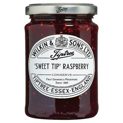Wilkin & Sons Ltd. Tiptree Sweet Tip' Raspberry Preserve
