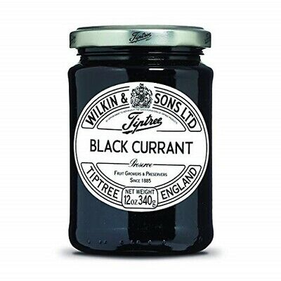Wilkin & Sons Ltd. Tiptree Black Currant Preserve