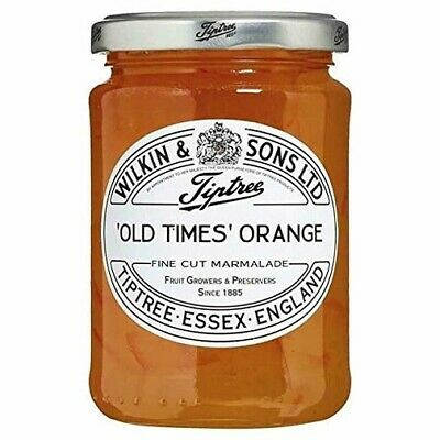 Wilkin & Sons Ltd. Tiptree Old Times Orange Fine Cut Marmalade