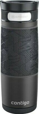 Contigo 16 oz. Transit Autoseal Stainless Steel Travel Mug Matte Black