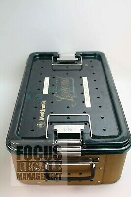 Medtronic Midas Rex Legend Case with Attachment Tray
