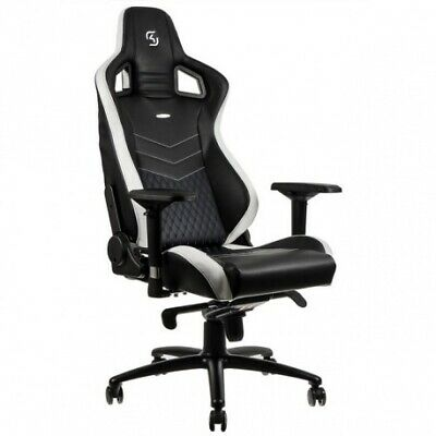 Noblechairs Siege EPIC SK Gaming Edition Noir/Blanc