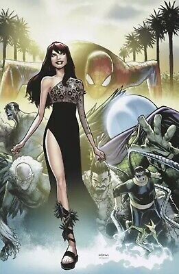 Amazing Mary Jane #1 1:200 Ramos Virgin Variant Ships In Toploader 10/23/2019
