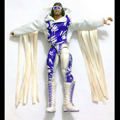 WWE WWF Defining Moments Macho Man Randy Savage Wrestling Action Figure Kid Toy