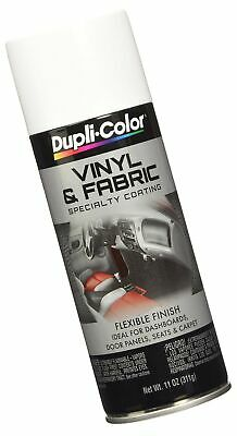 Dupli-Color EHVP10500 Gloss White High Performance Vinyl and Fabric Spray - 1...